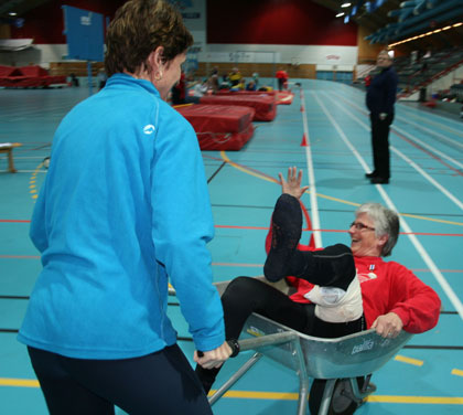paralympics 2018 norges tropp